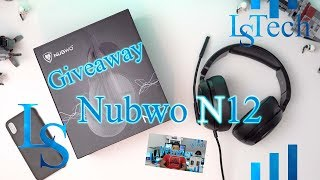 GIVEAWAY | Nubwo N12 International Giveaway | Sony Google Speaker Winner