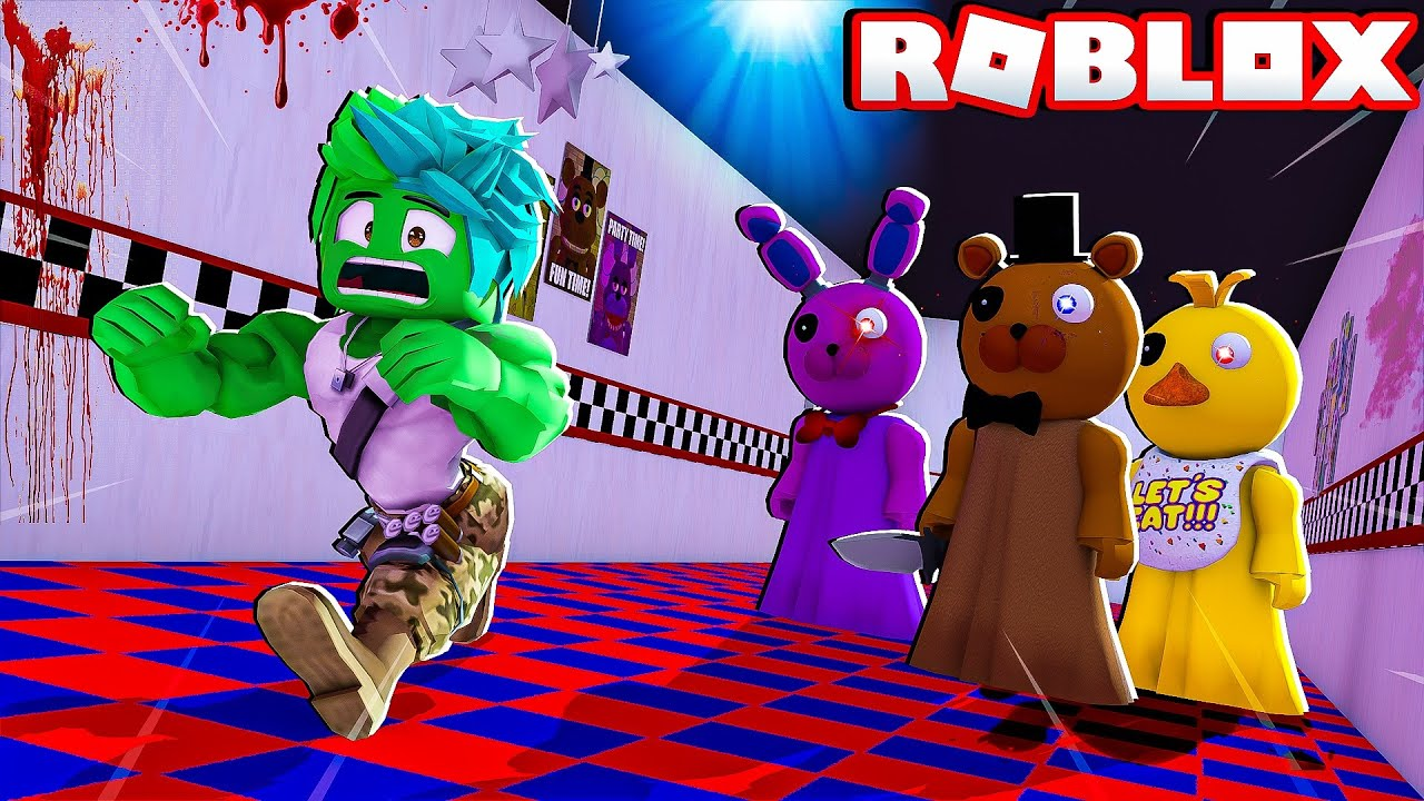 ¡ESCAPE DE LA PIZZERÍA DE FREDDY! PIGGY 🐷 + FNAF 🐻 (Roblox FREGGY)