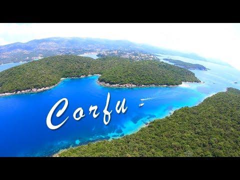 Corfu 2018 4k - Go Pro Hero 6