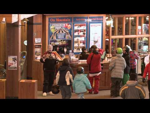 Tour Big White Ski Resort In BC Canada