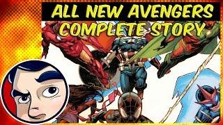 All New All Different Avengers  Origins  Comicstorian