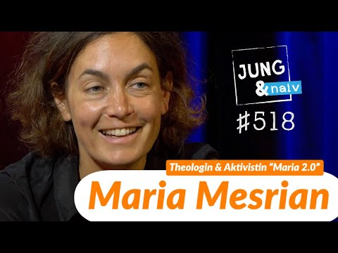 Kirchenreform: Theologin Maria Mesrian (