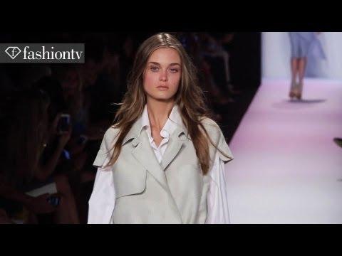 BCBGMAXAZRIA Spring/Summer 2014 | MB New York Fashion Week NYFW | FashionTV