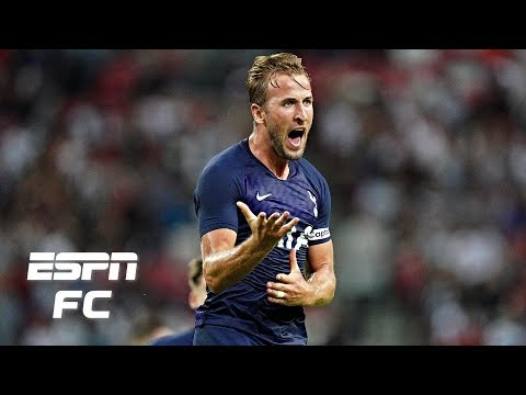 Harry Kane's late magic helps Spurs beat Ronaldo's Juventus | International Champions Cup