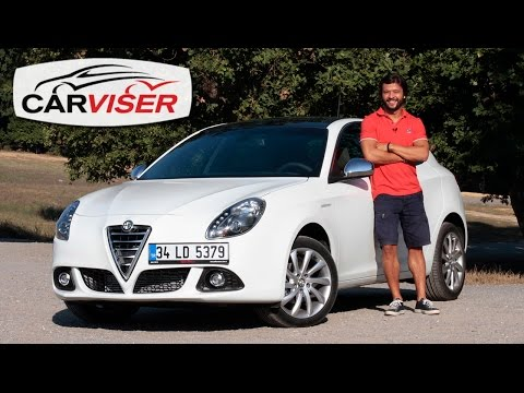 Alfa Romeo Giulietta Test Sr Review English subtitled