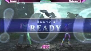 East Coast Throwdown 2017 - Street Fighter V Top 8 f/ Punk, Idom, Nemo - [1080p/60fps]