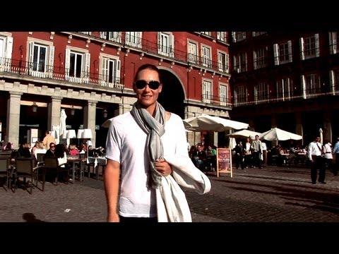 Sam Stosur | Madrid Full of Surprises Travel Show | Dubai Duty Free