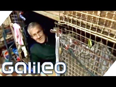 Die krassesten Wohnorte weltweit | Galileo | ProSieben