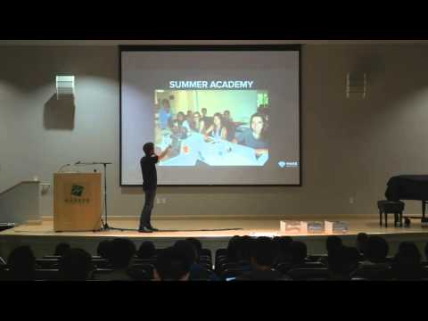 Harker Programming Invitational Keynote Speaker: Jeremy Rossman