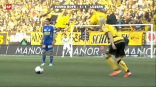 Young Boys - Luzern 3:1  20.03.11