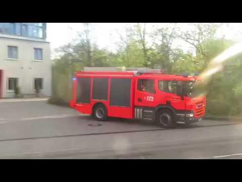 Download Feuerwher Départ Hlf Scania Karlsrhue west