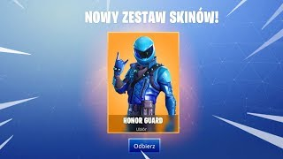 New Skin for 2500 zł in Fortnite..