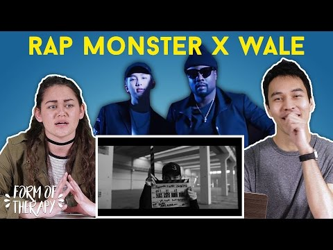 "Asian Americans React to Rap Monster x Wale ""Change"""