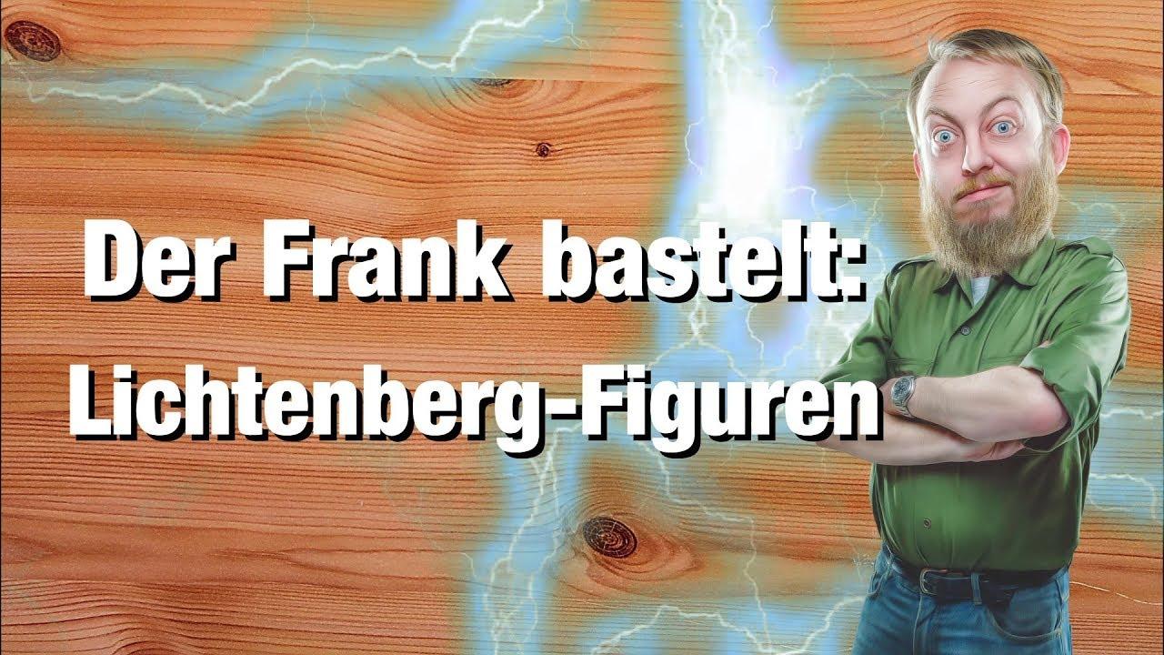 der frank bastelt: lichtenberg figuren mit dem mikrowellen