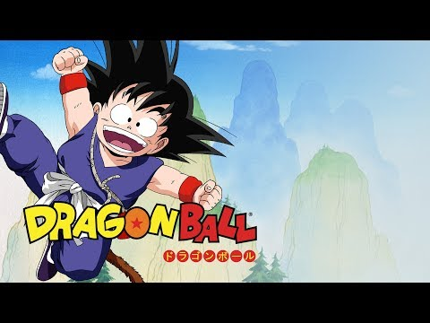 Dragon Ball All Characters First Appearance