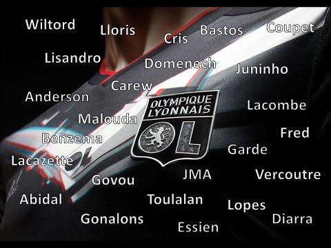 Olympique Lyonnais - HISTORY