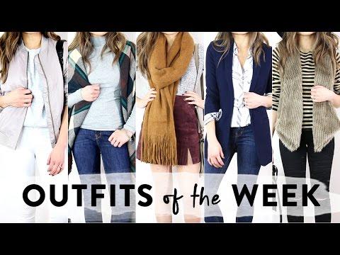 November Outfits of the Week   OOTW   Miss Louie