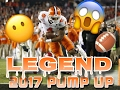 College football Pump Up ( Legend ) 2016-2017