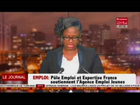 Business 24 / Le Journal Télévisé - Edition du Mercredi 15 Novembre 2017