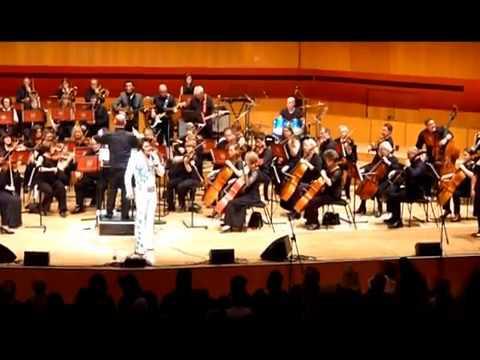 Gordon Davis & The Cardiff Philharmonic Orchestra, Let It Be Me