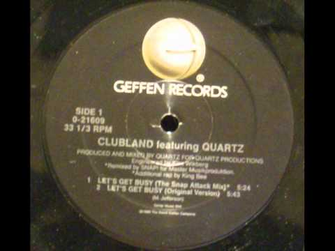 Clubland Featuring Quartz - Hot For You