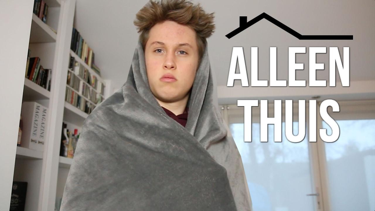 Rare Dingen Die Je Alleen Thuis Doet Youtube