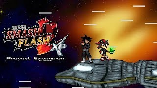 New characters ssf2