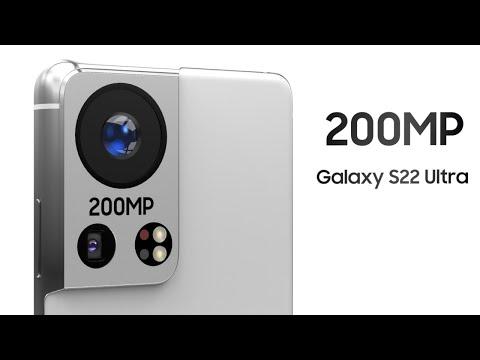 Samsung Galaxy S22 Ultra 5G Concept 2022