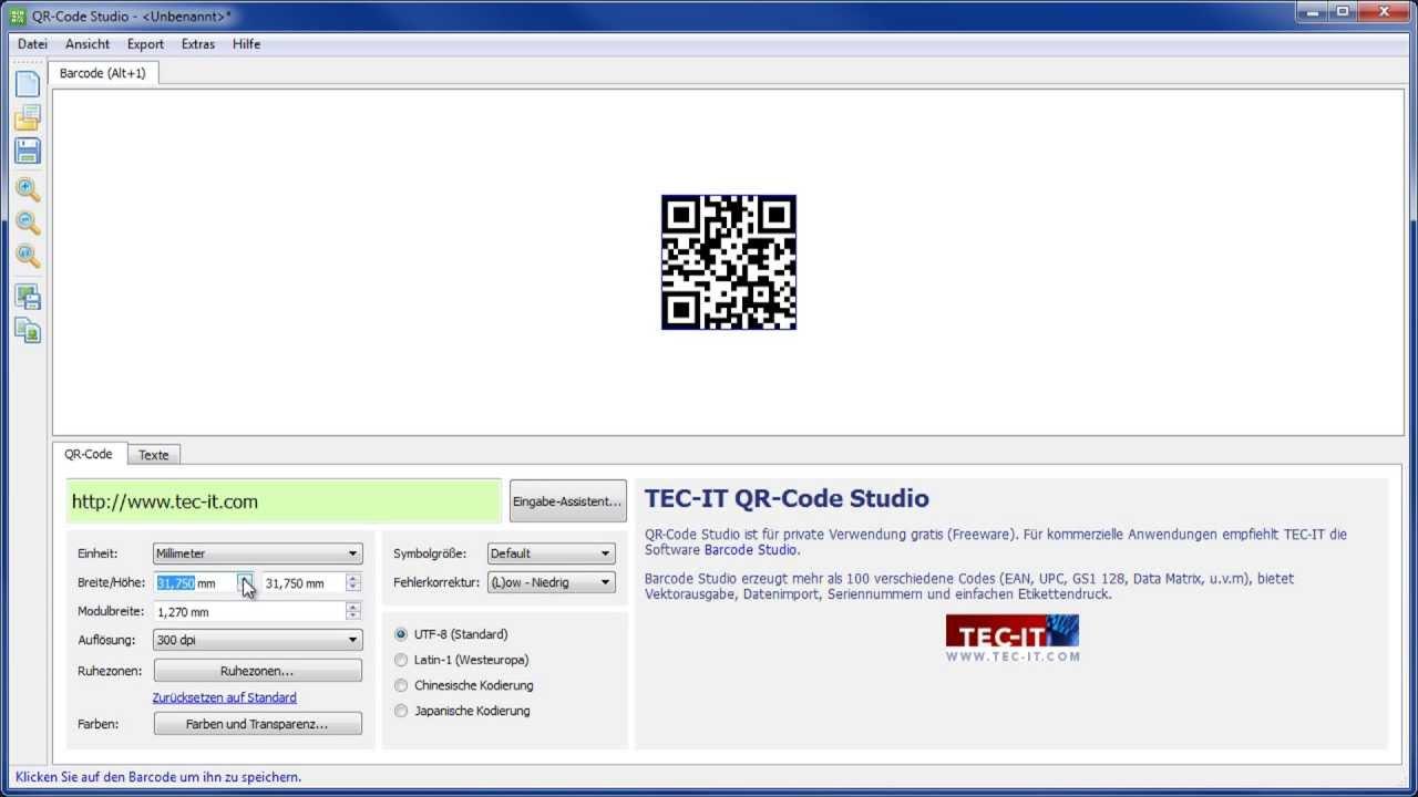Gratis Qr Code Software