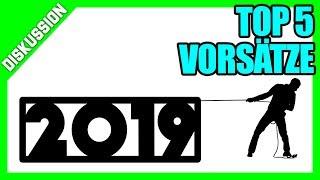 TOP 5 Vorsätze für 2019, die euch SICHER weiterbringen | Daniel Pugge