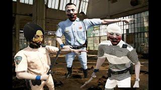 GTA 5 - Tổng hợp phim Jeff the killer từ trở thành cảnh sát đến kẻ tù ngục |  GHTG