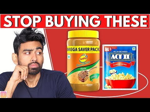Indian Foods that you thought were healthy but AREN'T