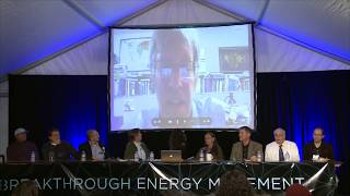 Panel Discussion #01 at the Breakthrough Energy Movement Conference 2013, Boulder Colorado