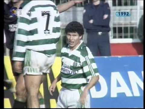Sporting - 2 x Académica - 0 de 1992/1993 5ª Elim Taça de Portugal