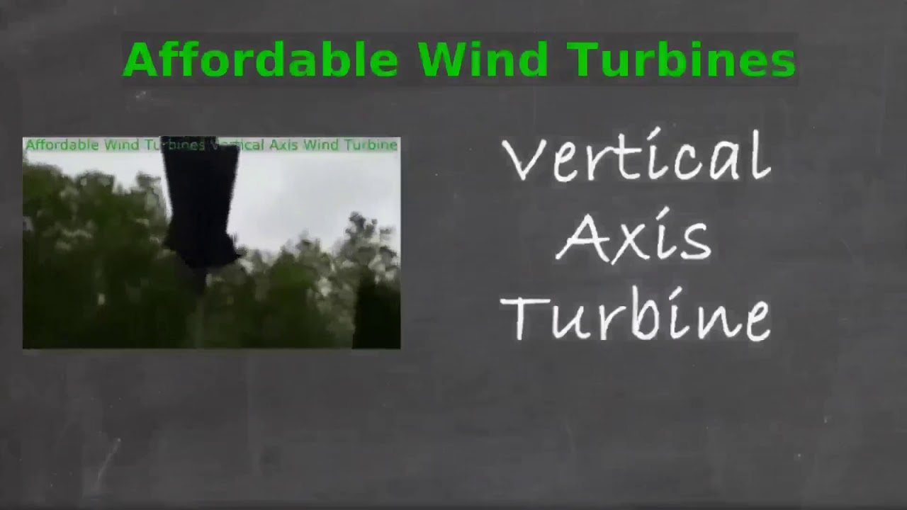 home wind turbine kits