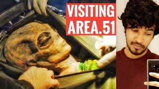 Area 51 visit   Tamil   Madan Gowri   MG