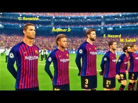 Liverpool Vs Barcelona Hannel