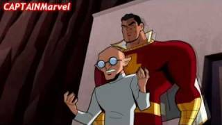 Captain Marvel vs. Arzt Sivana (The Brave & The Bold)