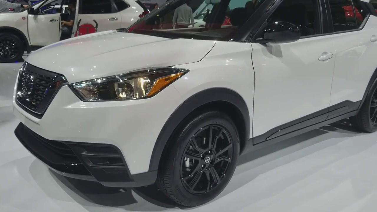 2018 Nissan Kicks Midnight Edition First Look YouTube