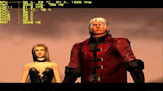 Devil May Cry: PCSX2 1.4.0 - 4K 60 FPS Gameplay