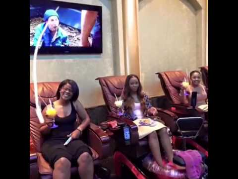 LexiLexis Nail Spa - Adult Party Room