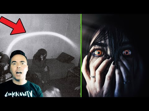 Real Ghost? The Entity Case & Chilling Paranormal Moments Don't Watch At Night!