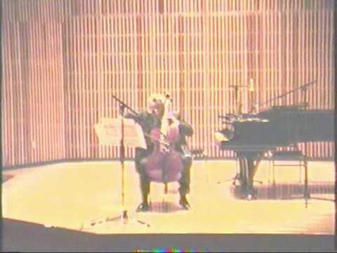 """Manuel de Elias-""""Artificios""""for Cello solo from """"D..."""