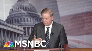 President Donald Trump's Allies Running Low On Options To Defend His Conduct | Deadline | MSNBC
