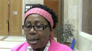 HIV/AIDs, women and trade unions: Interview with Hilda Marima-Ntsamai (CONSAWU South Africa)