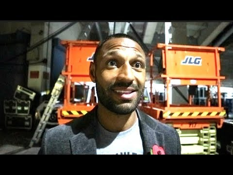 'AMIR KHAN LOOKED ME IN THE EYE & SAID THE FIGHT IS HAPPENING' - KELL BROOK /REACTS TO BELLEW DEFEAT
