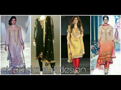 churidar suit design (latest ever)