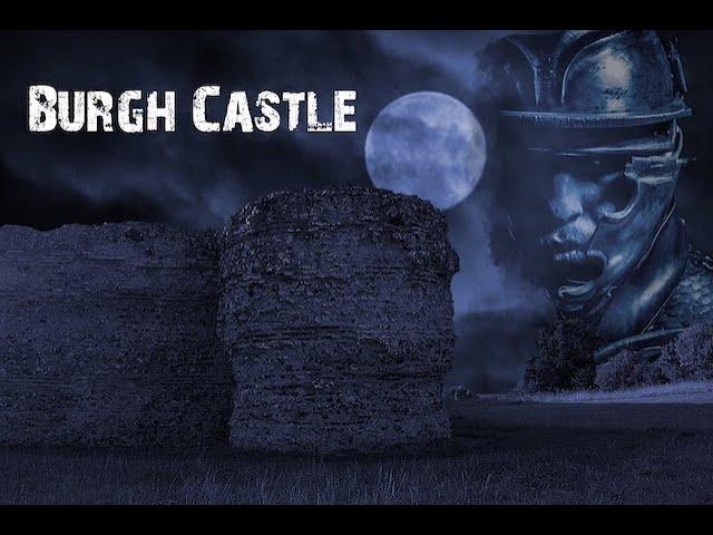 Burgh Castle Investigation