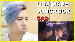 Baixar Lizkook After SBS2018 Lisa x Jungkook New Year Present for Lizkook Shipper Reaction | BTS x Blackpin