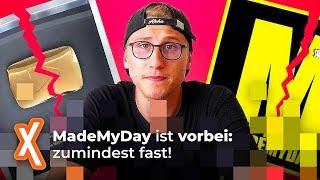 MadeMyDay ist vorbei: Was war los und wie geht's weiter? | Clixoom Social & Media